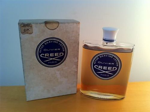 Creed After-Shave Lotion circa 1970?