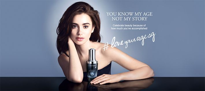 Lancome Marketing Campaign