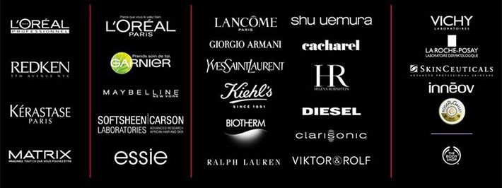 L'Oreal Product Brands