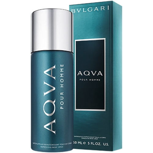 Aqva Pour Homme Body Spray by BVLGARI
