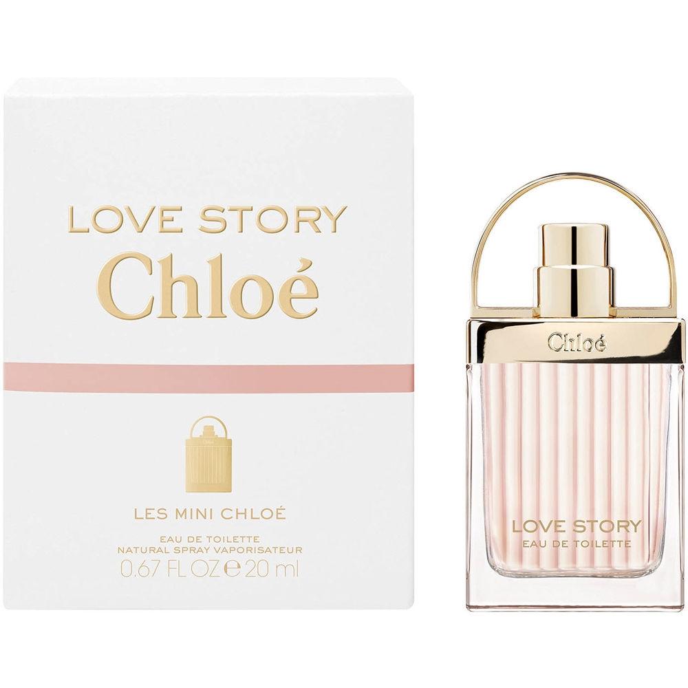 afe9fe8fe0 Chloe Les Mini Chloe Love Story Eau De Toilette 20ml Eau de Toilette
