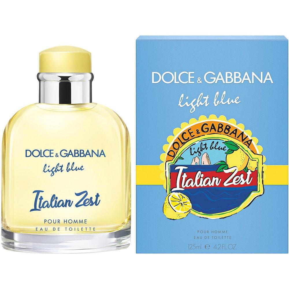Light Blue Italian Zest Pour Homme Perfume - Light Blue Italian Zest ... ae65a0eda2b1