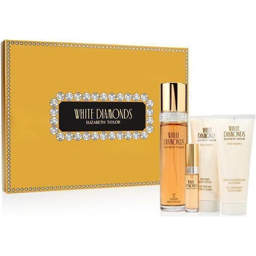 White Diamonds Giftset Eau de Toilette by ELIZABETH TAYLOR