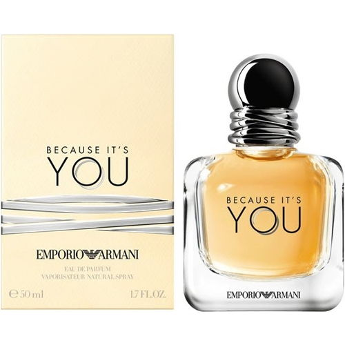 91532dc634 Emporio Armani Because It's You Perfume - Emporio Armani Because ...