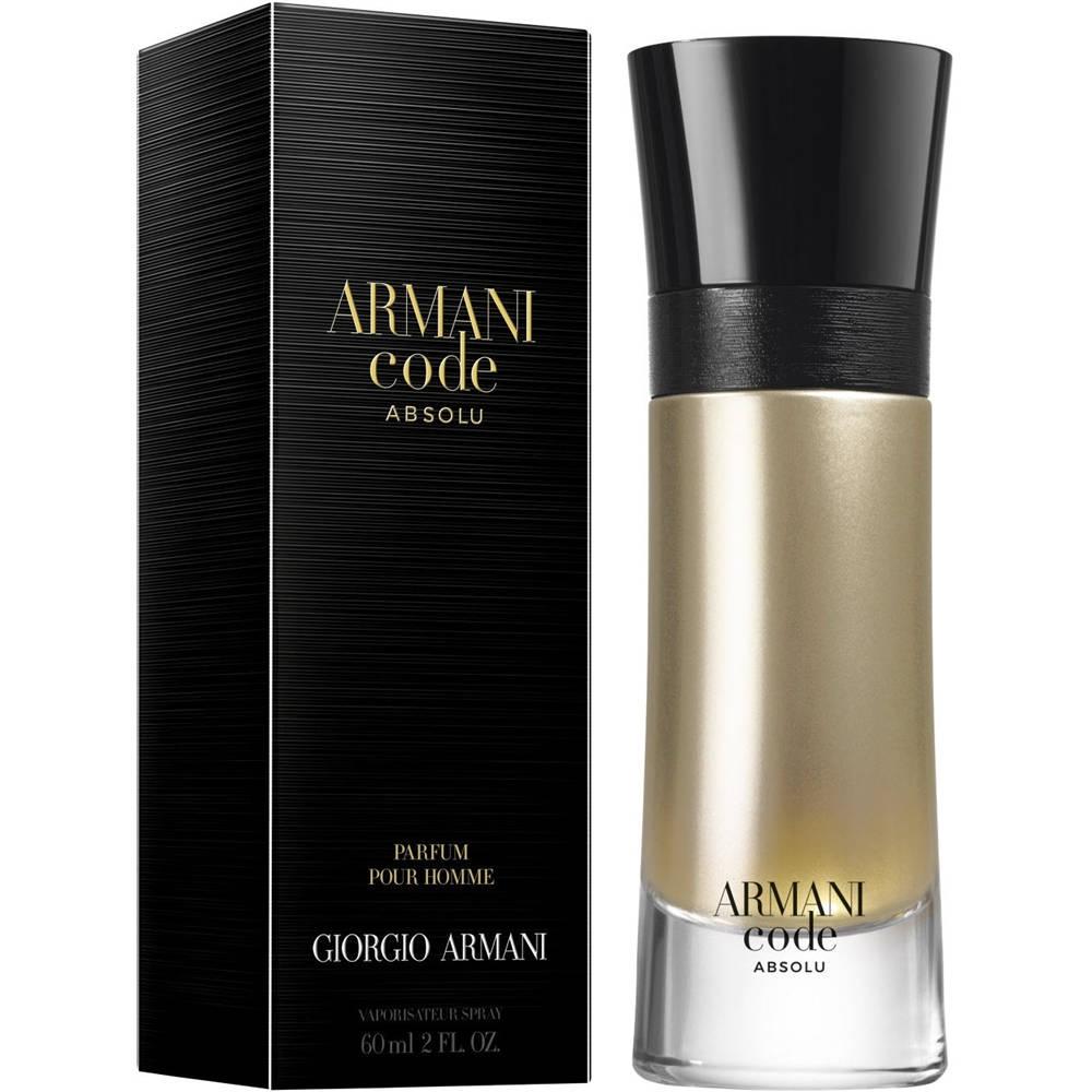 Parfum De Code Armani Absolu Pour Eau Homme 60ml EbDe29IWHY