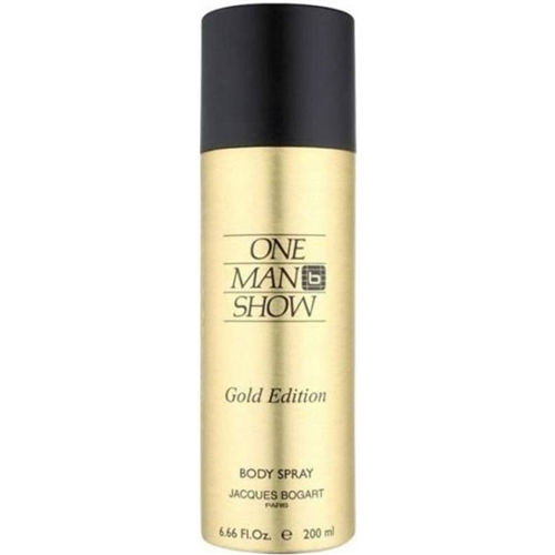 One Man Show Gold Edition Body Spray by JACQUES BOGART