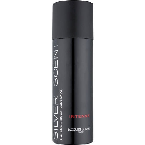 Silver Scent Intense Body Spray by JACQUES BOGART