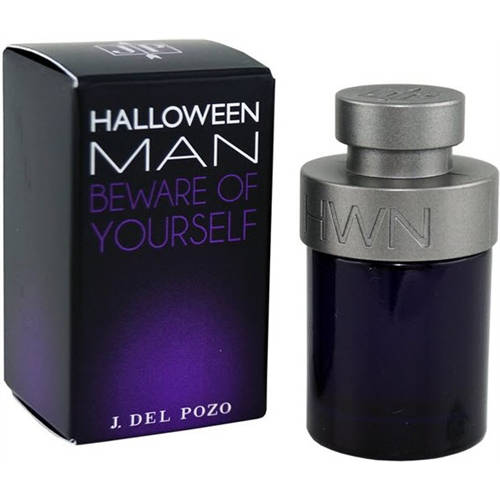 Halloween Man Miniature Eau de Toilette by J DEL POZO
