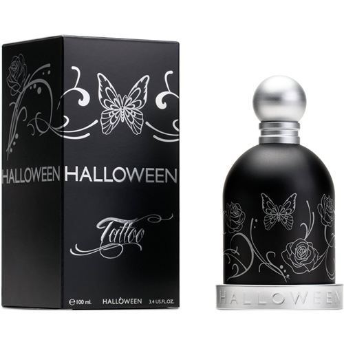 Halloween Tattoo Eau de Toilette by J DEL POZO