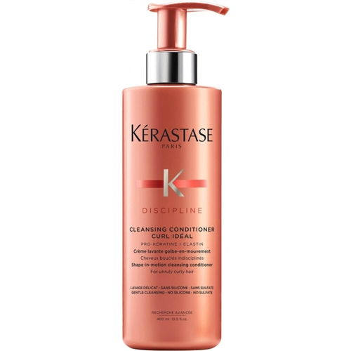 Discipline Cleansing Conditioner Curl Ideal Conditioner by KERASTASE