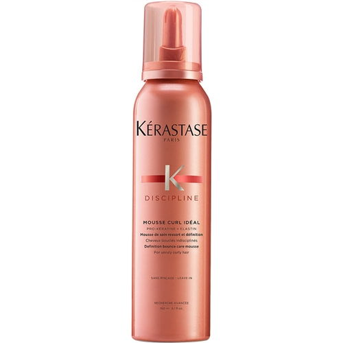 Discipline Mousse Curl Ideal Styling by KERASTASE