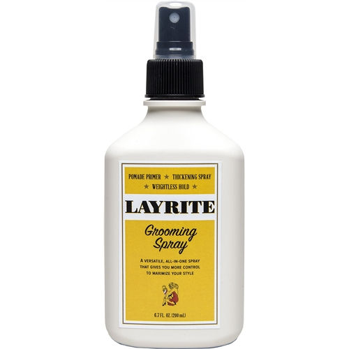 Layrite Grooming Spray Styling by LAYRITE