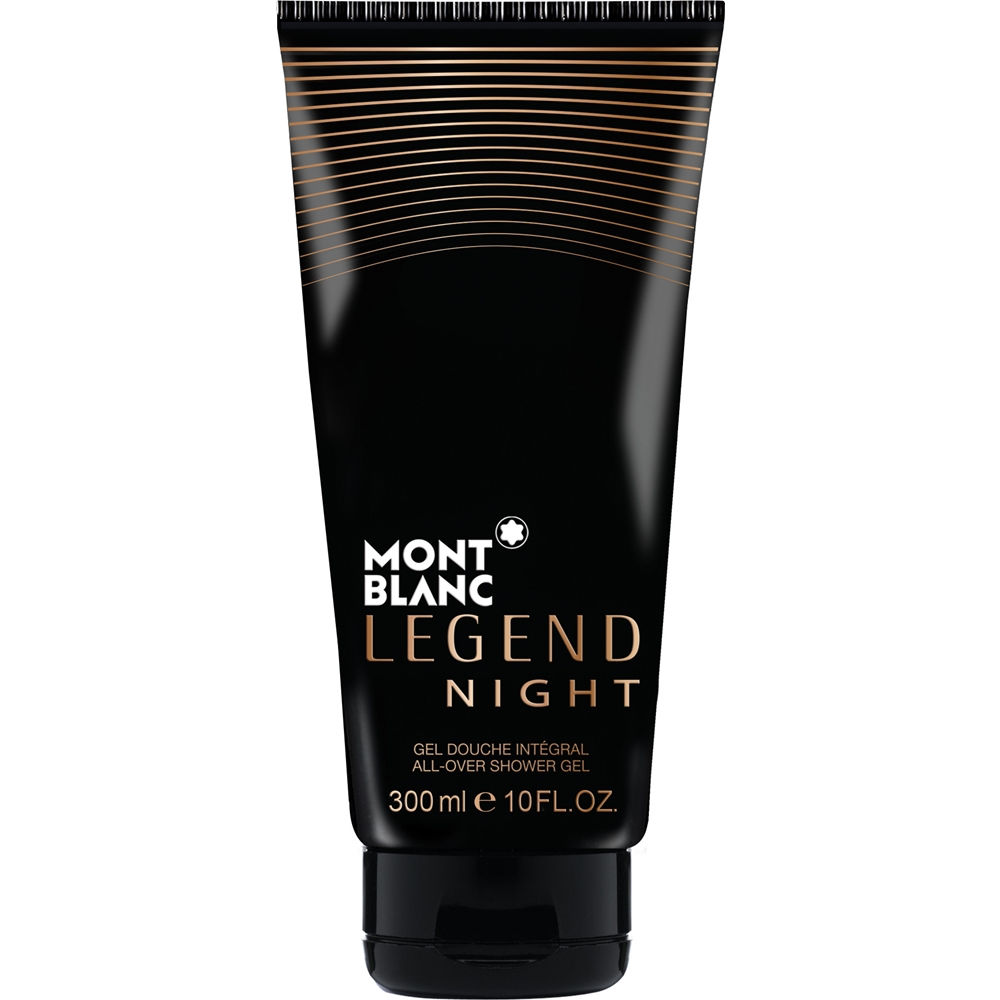 Legend Night Shower Gel by MONT BLANC