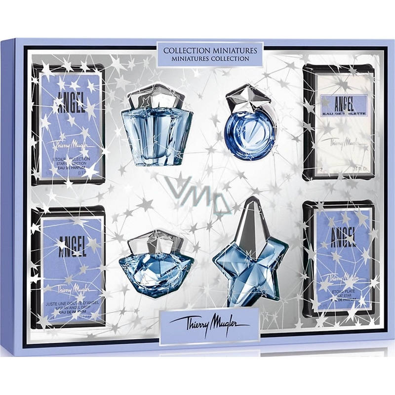 THIERRY MUGLER MINIATURES COLLECTION 3