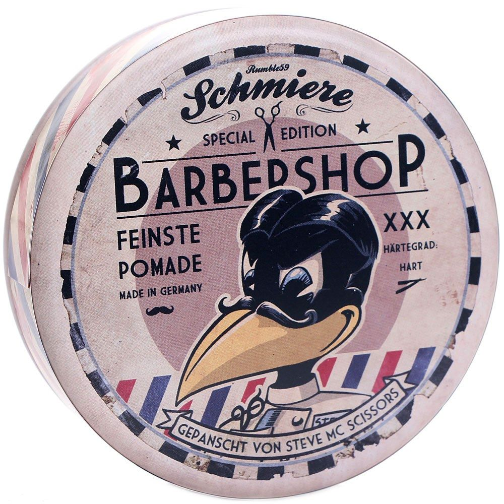 Barbershop Edition Strong Pomade Styling by SCHMIERE
