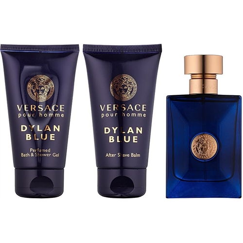 Versace Pour Homme Dylan Blue Giftset 2