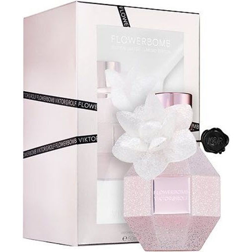Flowerbomb White Crystal Limited Edition Eau de Parfum by VIKTOR AND ROLF
