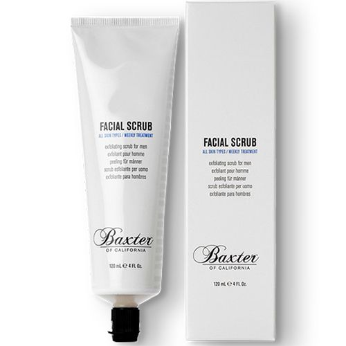 Facial Scrub Shave, Skin by BAXTER OF CALIFORNIA
