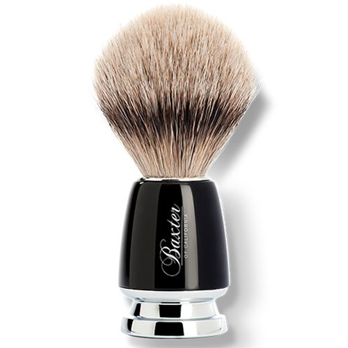 Silver Tip Badger Shave Brush Accessories, Shave by BAXTER OF CALIFORNIA
