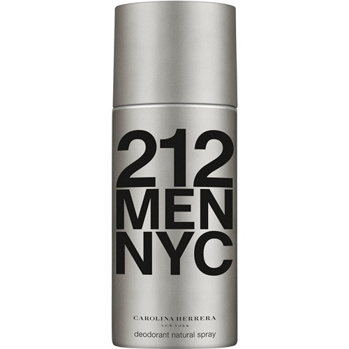 212 Men Deodorant Spray by CAROLINA HERRERA