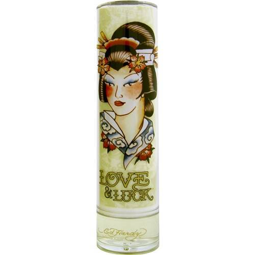 Ed Hardy Love & Luck Eau de Parfum by CHRISTIAN AUDIGIER