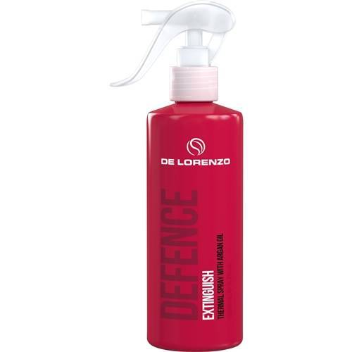 Defence Extinguish Thermal Spray Treatment, Styling by DE LORENZO