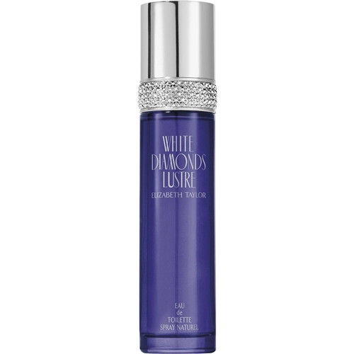 White Diamonds Lustre Eau de Toilette by ELIZABETH TAYLOR