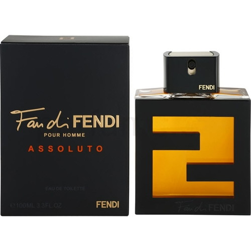 Fan Di Fendi Pour Homme Assoluto Eau de Toilette by FENDI