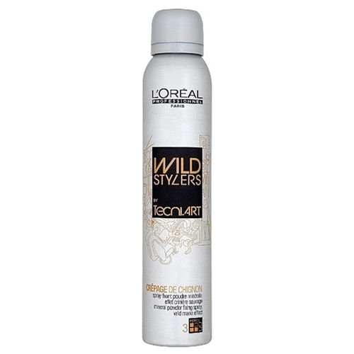 Tecni Art Wild Stylers Crepage De Chignon Fixing Spray