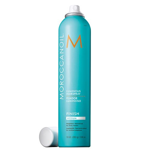 Moroccanoil Luminous Hairspray Medium Hold Styling by MOROCCANOIL