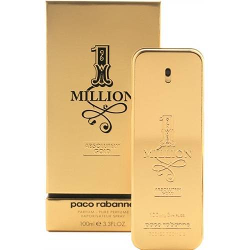 1 Million Absolutely Gold Perfume 1 Million Absolutely Gold By