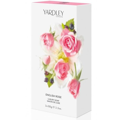 English Rose 2015 Soap Bar Soap Bar by YARDLEY