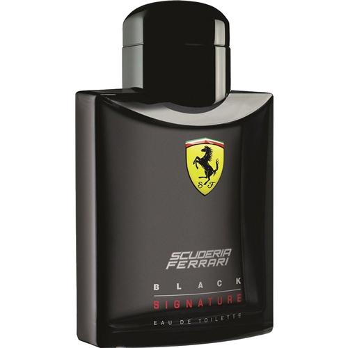 scuderia ferrari black signature 125ml edt men perfume by ferrari ebay. Cars Review. Best American Auto & Cars Review